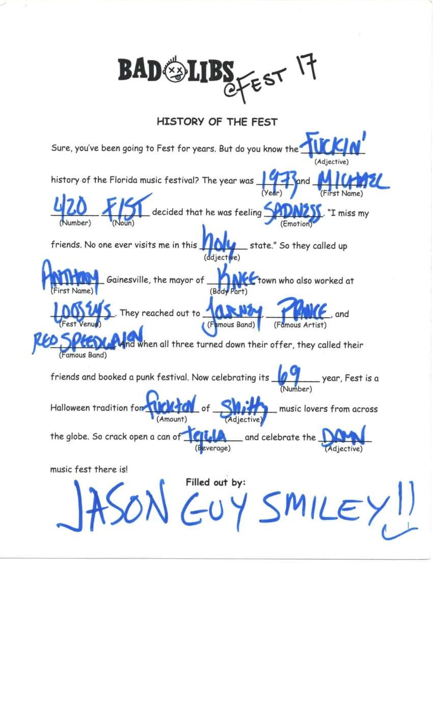 Jason Guy Smiley