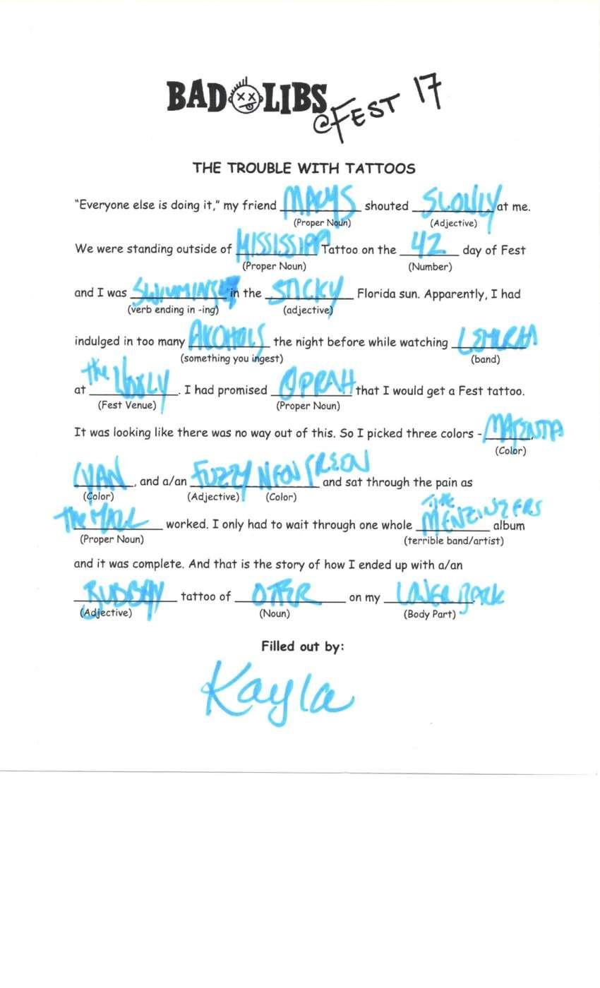 Kayla Greet