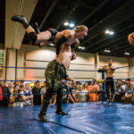Wrestling!
