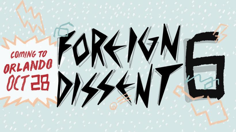 Foreign Dissent
