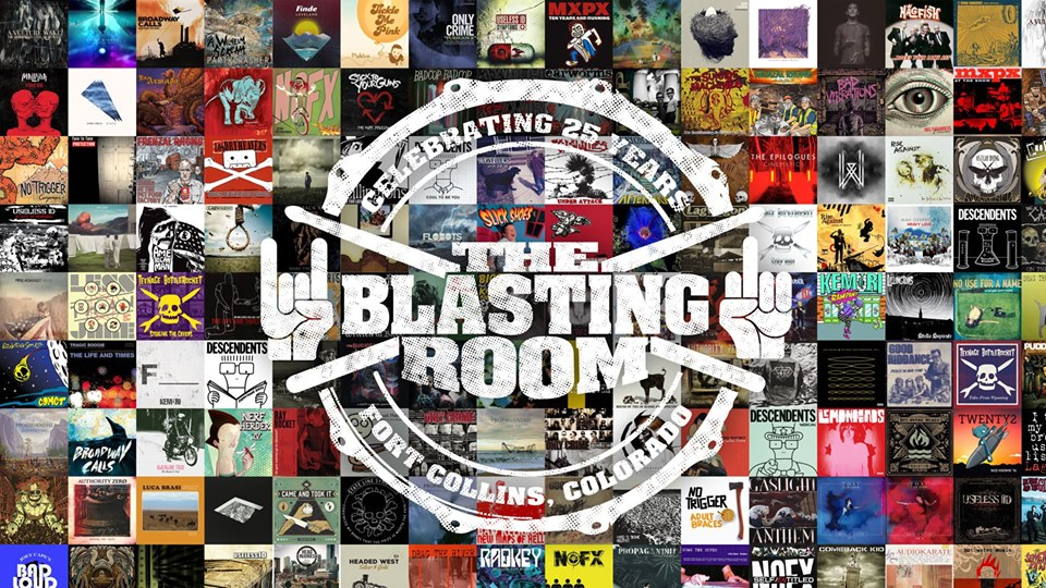 The Blasting Room to Host 25th Anniversary Concert • Bad Copy