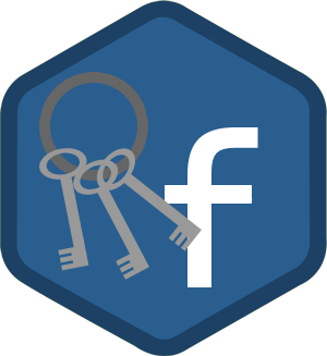 Facebook Admin Panel badge