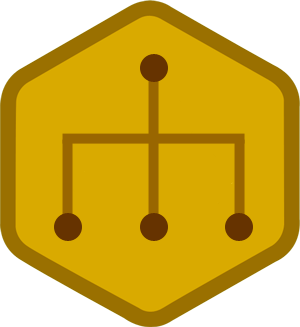 Search Engine Structure badge