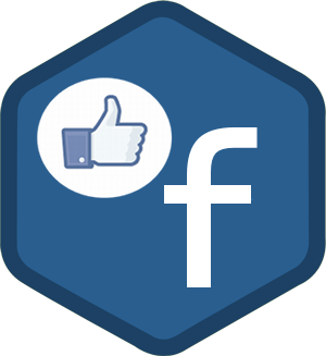 Facebook Likes badge