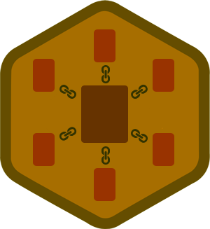 Off-site badge