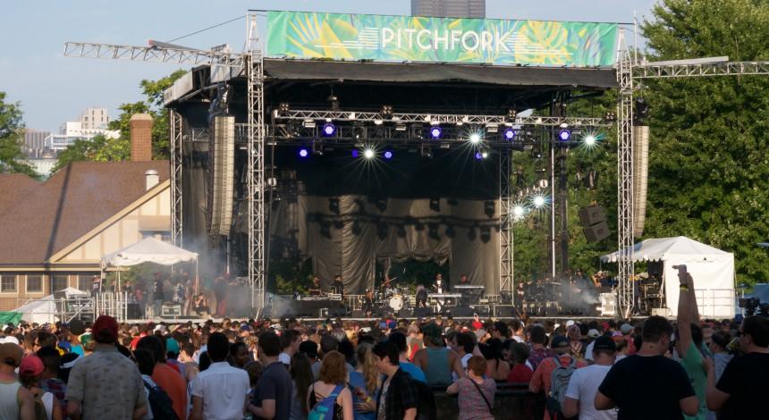 Pitchfork Stage