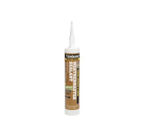 Titebond WeatherMaster Sealant / Yellow - 10.1 oz Tube