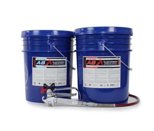 STI SpecSeal AS200 Elastomeric Blue Firestop Spray - 5 Gallon