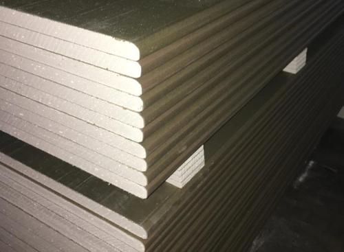 1 in x 7 in x 9 ft Shaft Wall Liner