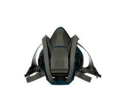 3M Rugged Comfort Quick Latch Half Facepiece Reusable Respirator - Medium