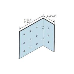 1 1/2 in x 4 in x 5 1/4 in x 14 Gauge 68 mil Marino\WARE Utility Clip
