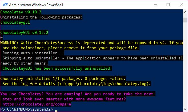 Chocolatey A Beginners Guide To Windows Package Management Nerdy Mishka Nerdy Mishka