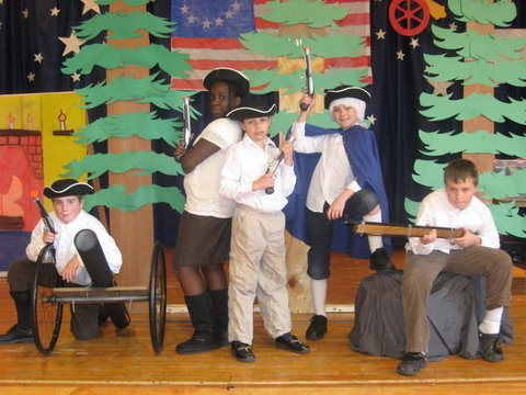 "Musical Play: ""American Revolution"" - AMRE-PL"