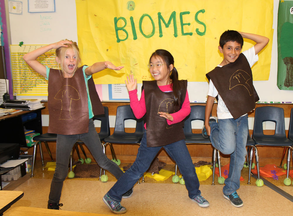 "Musical Play: ""Biomes: Animals and Plants in Their Habitats"" - BIOM-PL"