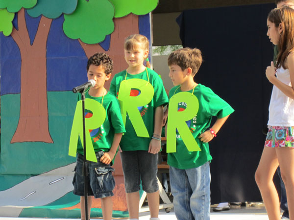 "Musical Play: ""The Environmental Show"" - ENVI-PL"