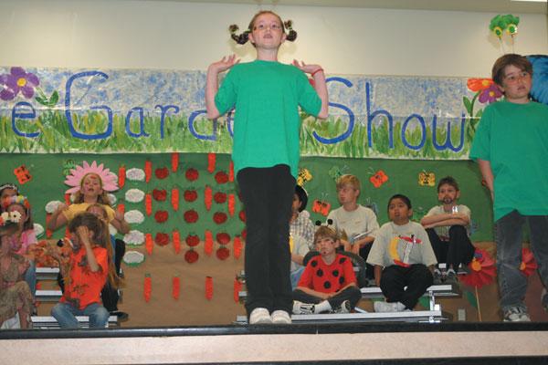 """Musical Play: """"The Garden Show"""" - GARD-PL"""