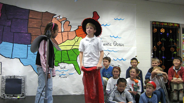 "Musical Play: ""U.S. Geography"" - USGE-PL"