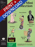 """10-Minute Mini Play Collection"" Musical Plays"
