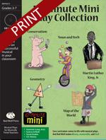 """10-Minute Mini Collection"""