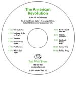 """The American Revolution"" Audio Recording"