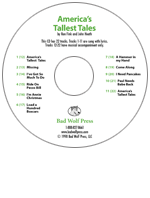 """Americas Tallest Tales"" Audio Recording"