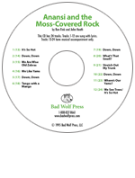 """""""Anansi and the Moss-Covered Rock"""" Audio Recording"""