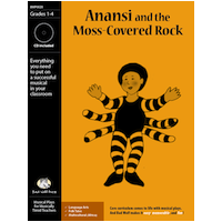 """Anansi and the Moss-Covered Rock"" Musical Play by Bad Wolf Press"