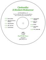 """""""Cinderella: A Modern Makeover"""" Audio Recording"""
