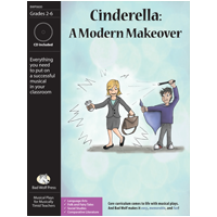 """Cinderella: A Modern Makeover"" Musical Play"
