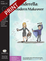 """Cinderella: A Modern Makeover"" Musical Play"