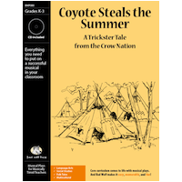 """Coyote Steals the Summer"" Musical Play"