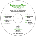 """Earthworms Make America Great"" Audio Recording"