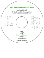 """The Environmental Show"" Audio Recording"