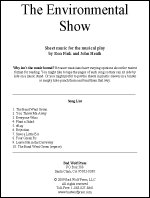 Sheet Music: The Environmental Show
