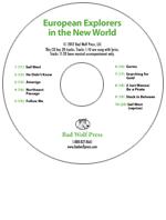 """European Explorers in the New World"" Audio Recording"