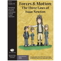 "Play (Non-Musical): ""Forces & Motion: The Three Laws of Isaac Newton"" physical science resources for elementary school, physics play, forces and motion resources"