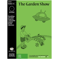 """The Garden Show"" Musical Play by Bad Wolf Press"