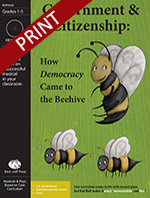 """""""Government & Citizenship: How Democracy Came to the Beehive"""" Musical Play by Bad Wolf Press"""