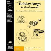 """Holiday Songs for the Classroom"" Musical Play"