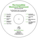 """The Incredible Westward Movement"" Audio Recording"