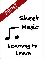 """""""Learning to Learn: The Rumpelstiltskin Method"""" Sheet Music"""