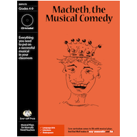 """Macbeth, the Musical Comedy"" Musical Play by Bad Wolf Press"