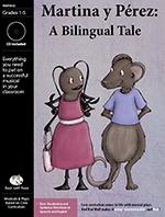 Martina y Pérez: A Bilingual Tale