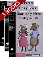 """Martina y Pérez: A Bilingual Tale"" Printed Site License"