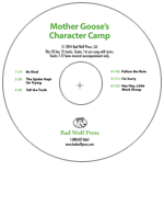 """Mother Goose's Character Camp"" Audio Recording"
