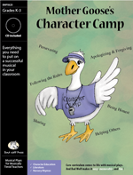"""Mother Gooses Character Camp"" Musical Play"