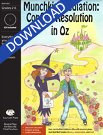 """Munchkin Mediation: Conflict Resolution in Oz"" Musical Play"