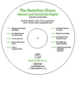 """The Nutrition Show: Hansel and Gretel Eat Right"" Audio Recording"