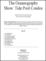 Sheet Music: The Oceanography Show - OCEA-MU