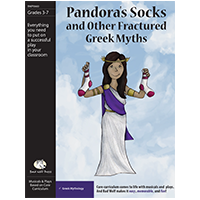 """Pandora's Socks and Other Fractured Greek Myths"" Play (Non-Musical)"